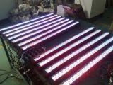 段階のディスコの照明のための標準的で安い252RGB LEDの壁の洗濯機