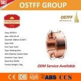 Durchmesser 0, 8mm 15kg Metallkorb-Spule CO2mig-Schweißens-Draht Sg2 des Satz-K300