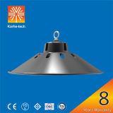 lámpara de la bahía de la cubierta ligera de la tecnología LED de la patente de la garantía 8years alta