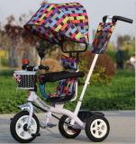 O triciclo de crianças caçoa o triciclo de Trike do bebê com preço de fábrica