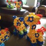 O ABS obstrui o bloco de apartamentos educacional dos brinquedos 3D do tijolo dos brinquedos 30PCS (10274044)