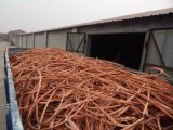 Heißer verkaufender kupferner kupferner Schrott des Draht-Schrott-99.9%/Millberry
