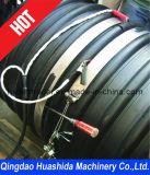 PPR/PE/PP/HDPEのプラスチック管の溶接機の電気融合の管の溶接工