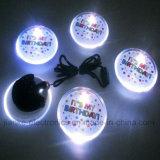 Blinkendes Licht-Abzeichen des Customed Firmenzeichen-LED für Förderung-Geschenke (3569)