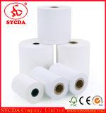 Papier thermosensible de papier du fournisseur 57/80mm de bureau en Chine
