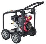 A gasolina 6.5HP dirige a arruela da alta pressão de /Portable do uso