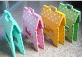 Mobilier d'extérieur Table pliante en plastique pour enfants Apprendre et jouer