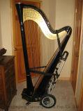 Het Karretje van het Instrument van het Karretje van de Hand van de harp