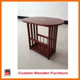 쉬운 Foldable 나무로 되는 가정 가구 커피용 탁자