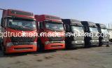 販売のためのSinotruk HOWO 6X4 420HPのトラクターのトラック