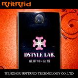 Freqüência ultraelevada RFID que veste a etiqueta eletrônica