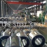 Bobinas laminadas a frio galvanizadas G550 / chapa de aço galvanizado