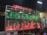 Schermo trasparente di P20 LED
