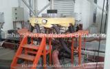 La línea de la máquina de la película con la tracción giratoria