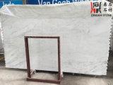 カウンタートップまたは床タイルのための高品質の建築材料の東洋の白い大理石の平板