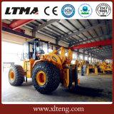 Ltmaの車輪のローダー販売のための22トンのフォークリフトのローダー