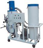 Sandblaster automático nenhum fácil a favor do meio ambiente de recicl profissional da função do Sandblaster da máquina de sopro da areia da poeira mover-se
