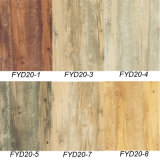 WPC Vinyl Flooring für Indoor Decoration, Shrinkage Less Than 0.3%
