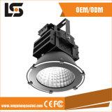 Aluminium Bucht-Lampen-Gehäuse des Druckguss-im Freien LED hohes