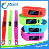 Bracelets intelligents de bande de poignet de forme physique de sport d'OEM/ODM Bluetooth