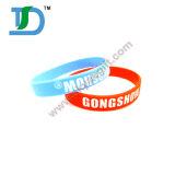 Braccialetto promozionale del Wristband del silicone di modo su ordinazione per i regali di promozione