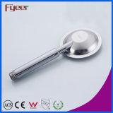 Testa di acquazzone della mano rotonda dell'acciaio inossidabile di Fyeer 304
