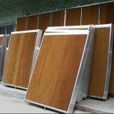 Almofada de fabricação refrigerar evaporativo para o refrigerador de ar