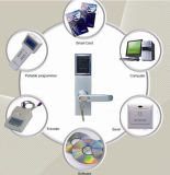 Hotel-Schlüsselkarten-Verschluss-Systems-elektronischer Verschluss des Hotel-Verschluss-RFID
