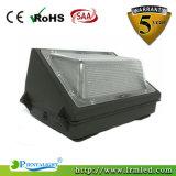 100W 옥외 밤 빛 산업 LED 점화 LED 벽 팩 빛