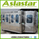 Monobloc Pure Water Rinsing Filling Cappping Machine