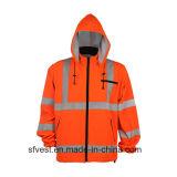 Безопасность отражательное Hoodies ISO 20471 En с шлемом
