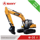 Fabricante oficial Sy220 de Sany 22 toneladas de máquina escavadora hidráulica pequena da esteira rolante