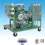 Machine à nettoyer à l'huile à transformateur haute aspiration avec fonctions de déshydratation, dégazage, filtration