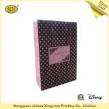 Coutume vos propres sacs en papier de Papier d'emballage de modèle (JHXY-PB1604201)