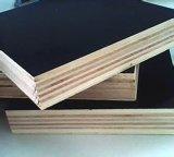 Formulario de trabajo de encofrado de madera contrachapada para el uso de la construcción, la madera contrachapada de Cine Ante