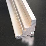 Profilo di alluminio spesso/espulsione di alluminio con due zoccoli