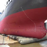 Pneumatic di galleggiamento Marine Ship Airbag per Heavy Lifting&Launching Landing D1.8m x L 18m