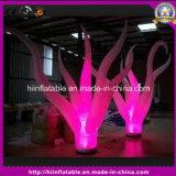 훈장을%s 다채로운 팽창식 LED 가벼운 관