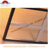 цена стекла /Laminated стекла 6.38mm изолированное цветом/сандвича стеклянное/стекла пар