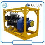 Schlussteil eingehangener Selbst, der Dieselmotor-zentrifugale Abwasser-Pumpe grundiert