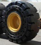 OTR solide fatigue le pneu solide 17.5-25, 20.5-25 de pneu solide