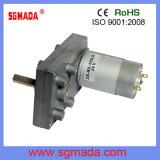 motor de la potencia del cepillo 24V para las robustezas
