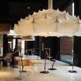Lampe en soie de suspension de zeppelin (M9076)