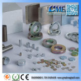 N35 N42 N52 de Sterke Permanente Magneet van uitstekende kwaliteit van Ndefeb van het Neodymium