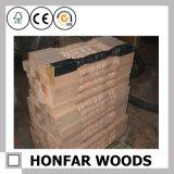 内部の装飾のための厚く安全な木製階段手すり