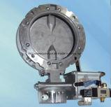 Válvula pneumática de Sicoma para o cimento, carvão, pó