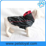 工場卸し売りペット服装PU雨犬は犬の製品に着せる
