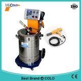 Máquina de revestimento eletrostática do pó de injetor do pulverizador da pintura do pó
