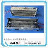 Calentador de ventilador redondo de placas de mica Elemento de calefacción eléctrica