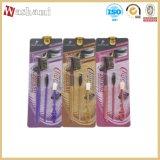 Washami 3 PCS de sombra de ojos de pestañas Cepillos portable del maquillaje de ojos sistema de cepillo